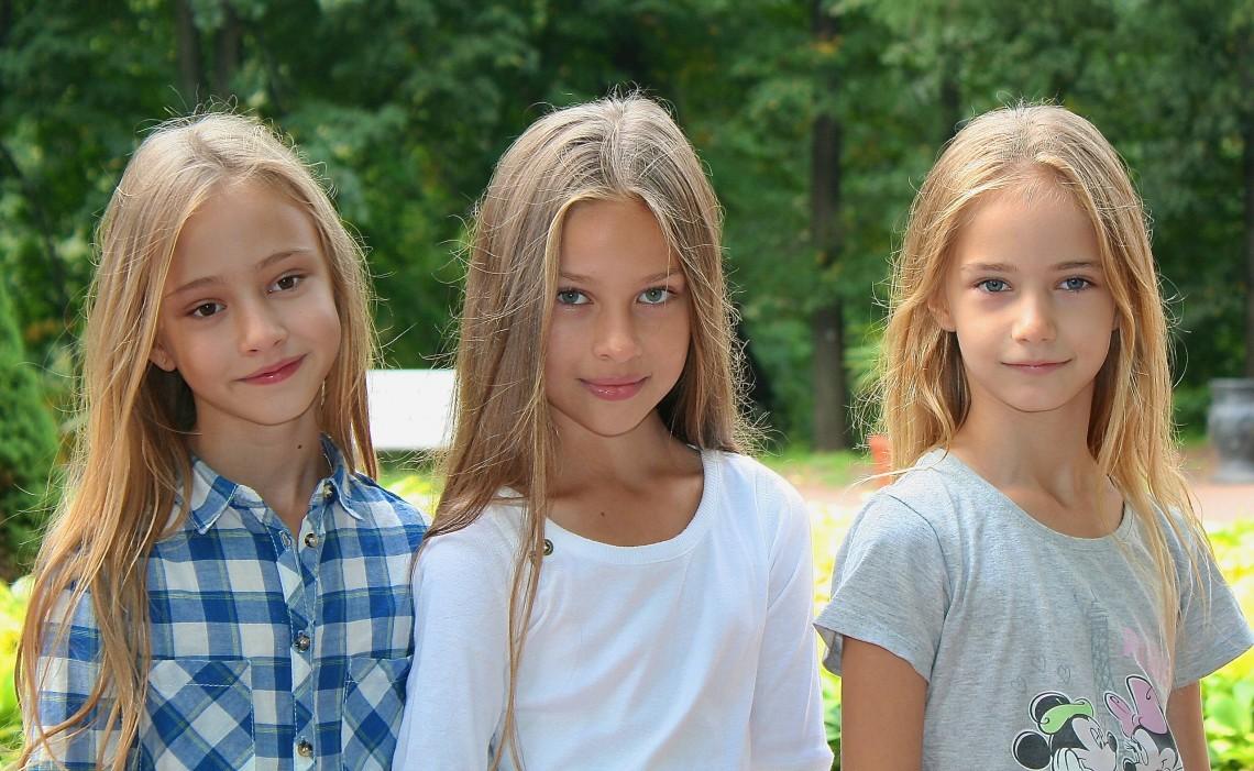 Фото лобки детей девочек